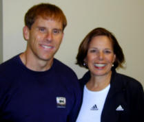 Coach Dan and Cindi Dorrell